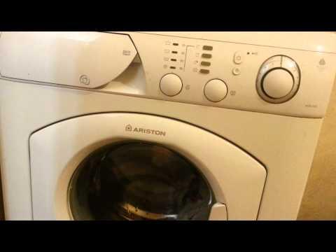 Ремонт подшипника стиральной машины аристон своими руками