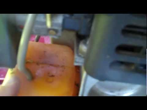 How To Replace Fuel Line on Homelite Weedeater