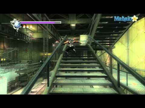Ninja Gaiden Sigma Walkthrough - Chapter 11: The Military Supply Base Part 1