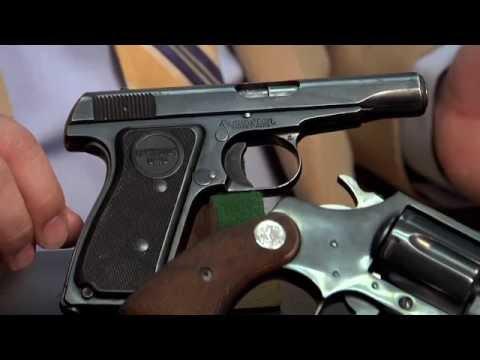 Gen. Pattons Pocket Pistols - NRA Curators Corner