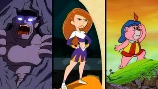 Top 10 Disney Animated TV Series