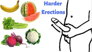 Best Foods to Get Harder Erections That Last Longer (Top 10 ) | Jose Barber