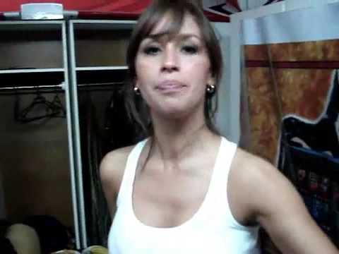 VIDEO PROHIBIDO DE ROMINA SALAZAR CON MENSAJE A LA GEISHA
