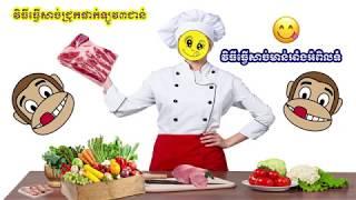 Cambodia street, Foods Popular Street Food, Asian Street Food, Fast Food Street in Asia   #02