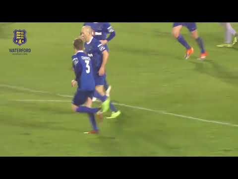 Waterford FC 2-1 Derry City - RSC - SSE Airtricity League Premier Division 16-02-2018
