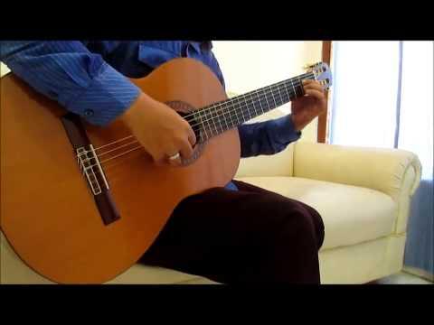 Belajar Gitar Fingerstyle Jamrud Pelangi Di Matamu video