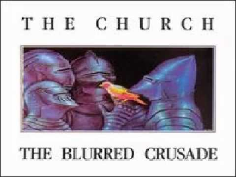 Church - A Fire Burns