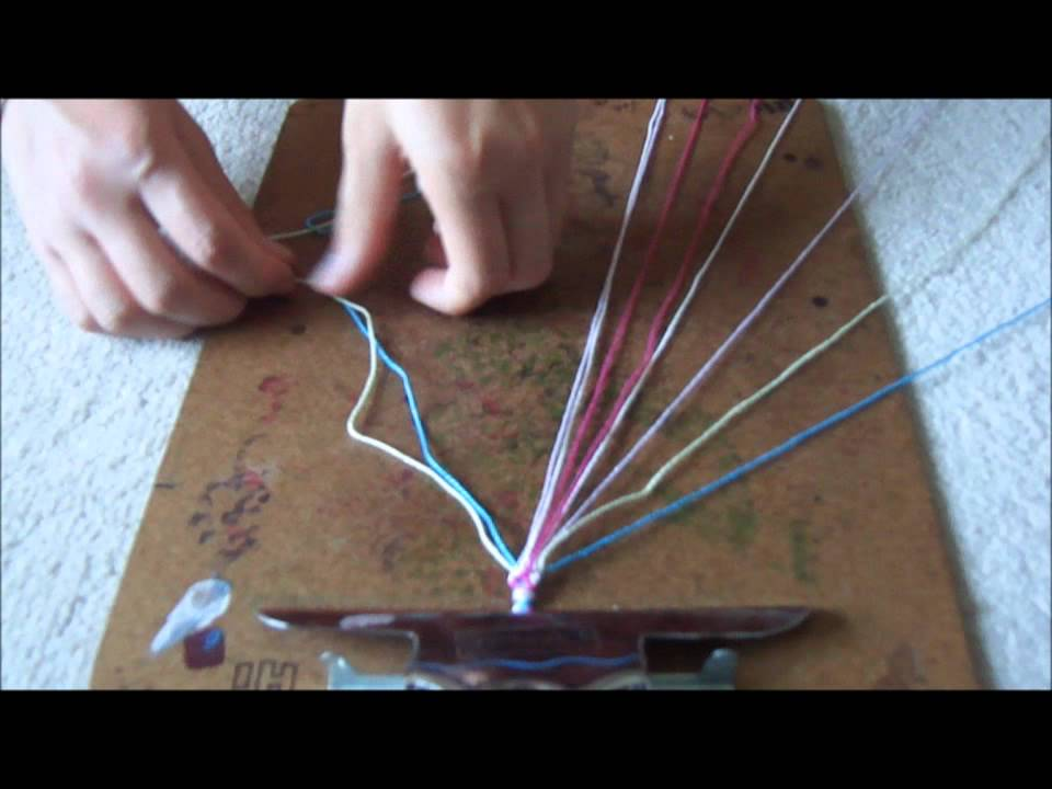 diamond friendship bracelets how to make