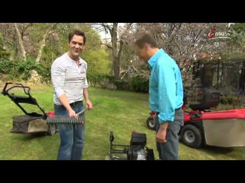 Angegriffener Rasen, Manfred Saller - Servus TV (Gut Leben)