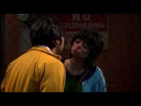 The Big Bang Theory 6x23 - Raj & Lucy