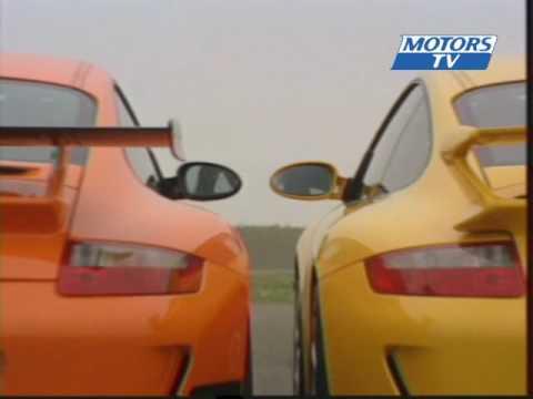 PORSCHE 911 GT3 and 911 GT3 RS Car review