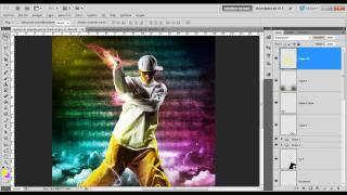 Tutorial Photoshop: Efectos especiales Parte 2