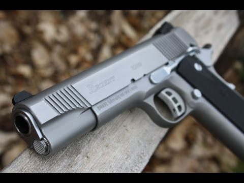 Regent R200S 1911 Handgun Review