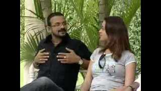 BHAVANA VS JAYASURIYA & SURAJ REAL COMEDY INTERVIEW 1