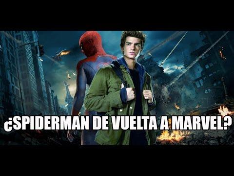 34- ¿Spiderman de vuelta a Marvel? - Mi opinión