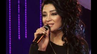Ghezal Enayat copying Naghma on Eid Concert اجرای آواز خانم نغمه توسط غزال عنایت