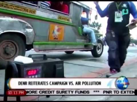 NewsLife: DENR reiterates campaign vs. air pollution || Nov. 24, 2014