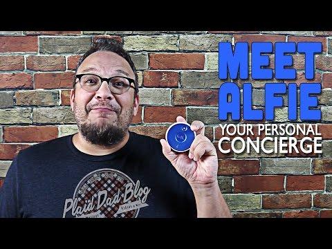 Fetch Alfie! Your Personal Concierge - Kenmore Alfie Review