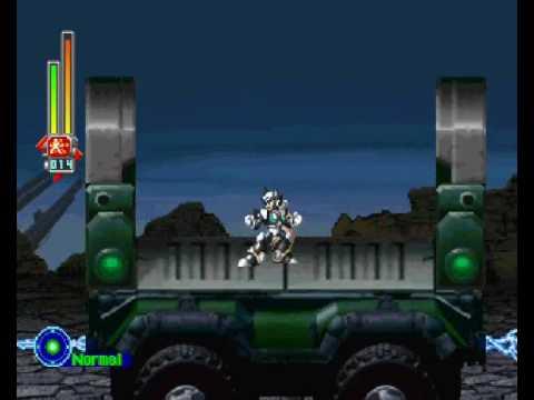 Megaman X5 Zero skills