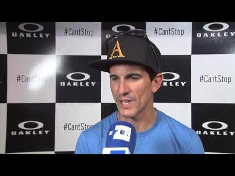 Carlos Coloma en la Oakley #CantStop Challenge thumbnail