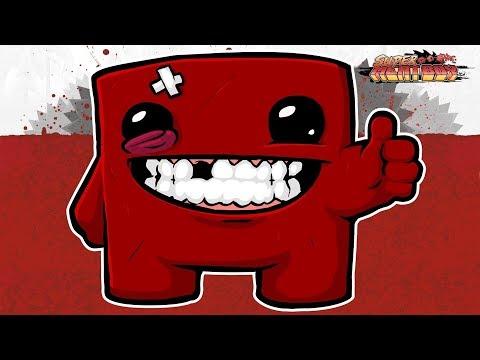 Gry Za Darmo #41 Super Meat Boy