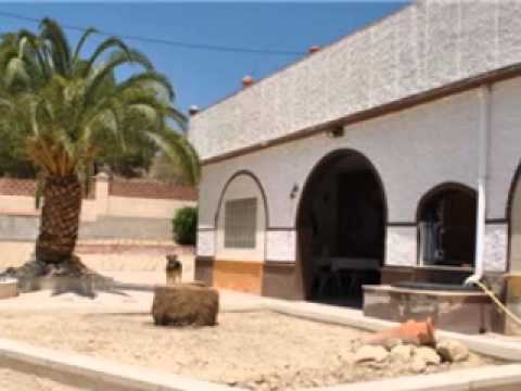 Villa for sale Agost in Alicante Spain ref 93836