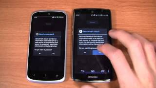 HTC One VX vs. Pantech Discover Dogfight Part 2