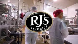 RJ's World's Largest Licorice Allsort