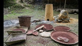 Primitive Skills; Making Steel From Iron Ore