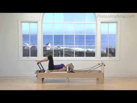 Zayna Gold Full Body Pilates Reformer Workout