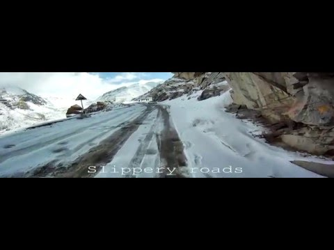 Leh Trip 2012 - Climb for Chang La and onward to Pangong Tso (part 4)