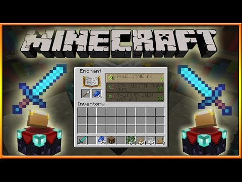 Minecraft 1.8 Snapshot 14w02a: Enchanting Updated. Locks & Stacking!
