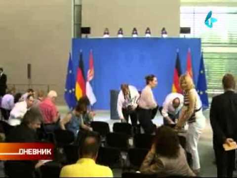 Merkel: Nemačka ima konkretna očekivanja od Srbije