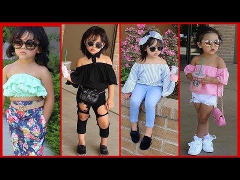 Stylish & Indo Wester Dress Designs For Kids Girls ! Ladies Fashion ! !