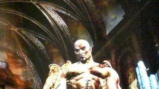 God of War 3 (PS3) Gameplay HD