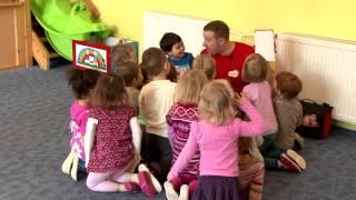 How to teach Kids  | from a Prague kindergarten, part 3 | English for Children