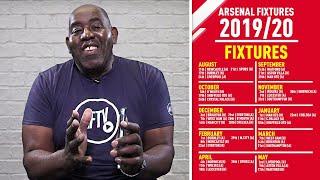 Arsenal's Premier League Fixtures 2019/20 - A Tough Start!
