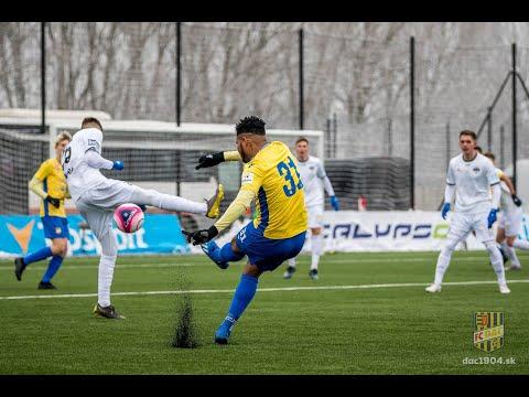 DAC 1904 - FC Nitra 2:1 (0:0)