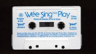 We Sing And Play - PSS! Kids Music - 1993 - Cassette Tape Rip Full Album