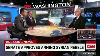 Can the U.S. trust Syrian moderate rebels?