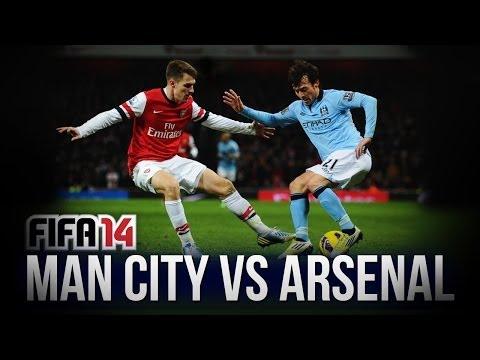 BPL Breakdown: Man City vs Arsenal - THE BIG ONE! (Match facts & stats)