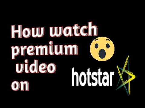 How to watch live free cricket match on hotstar