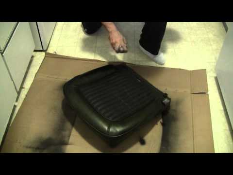 How To Restore Vinyl Seats.