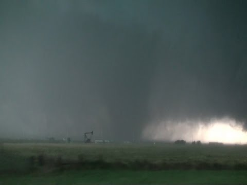 3/18/2012 Willow, OK Tornado stock footage