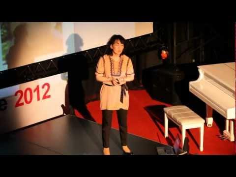 TEDxUlaanbaatarChange - Ariun Galbadrakh - MONGOL