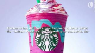 Starbucks Debuts New Unicorn Drink