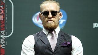 Conor McGregor calls Denis Siver a Steroid Head & Dustin Poirier a Hillbilly