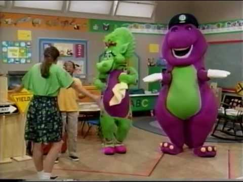 Barney - Playing It Safe (HD-720p)