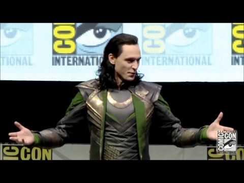 LOKI San Diego Comic Con 2013 FULL VERSION