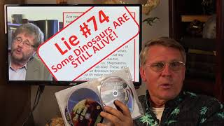 Dr. Kent Hovind: Lies in the textbooks (Dinosaurs Still Alive?) - 6/5/18!